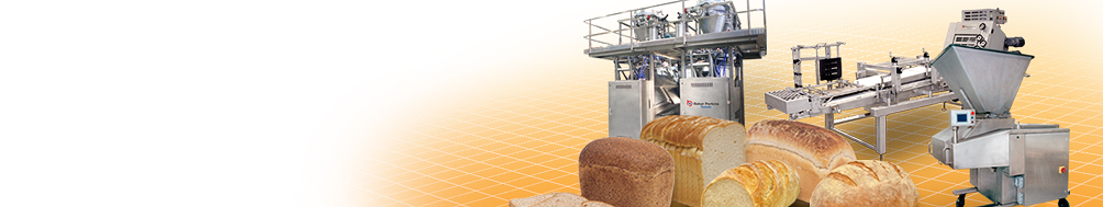 <b>Bread</b><p>Mixing and forming systems for improved bread quality and reduced costs.
