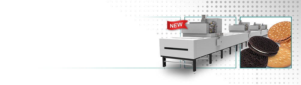 <h3><b>NEW TruBake™ Convection Oven</b><p>An enhanced direct convection heating system to achieve exceptional product quality & high throughput.