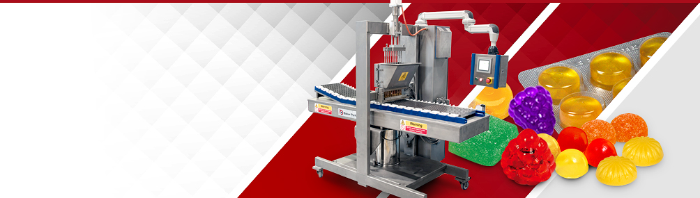 <b>ServoForm™ Mini</b><p> <p>The small batch solution for functional confectionery