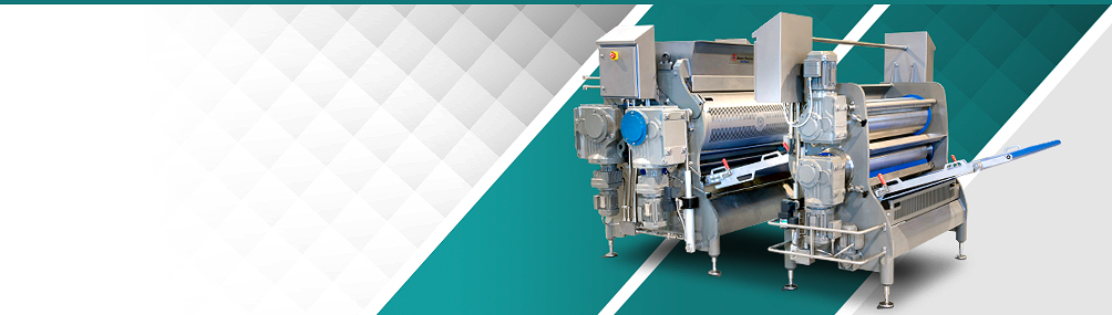 <b>TruClean™ Sheeter & Gauge Roll</b><p>Upgrades bring major benefits in maintenance and hygiene for cracker and snack producers.
