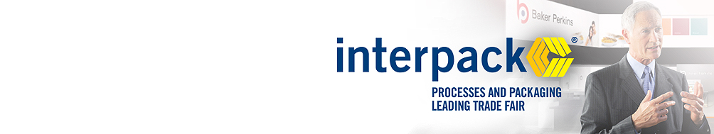 <b>Baker Perkins at Interpack 2014</b><p>Messe Düsseldorf, Germany, 8th - 14th May 2014. Visit us in Hall 04 / C21.