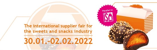 ProSweets 2022 - Cologne, Germany