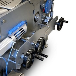 Blog: The key to control in rotary moulding is adjustability