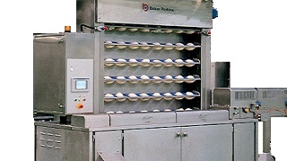 Industrial bakery equipment 4000/ 8000 first prover