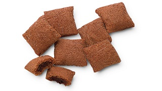 Chocolate / Cream Filled Pillows