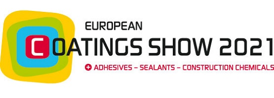 European Coatings Show 2021 - Nuremberg, Germany