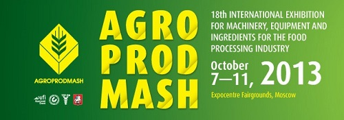Flexible systems and fresh ideas for snacks and cereals highlighted at Agroprodmash 2013