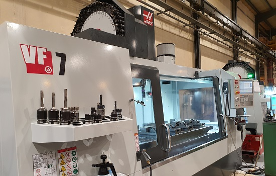 Major investments in machine tools add capacity for business growth