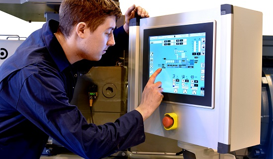Successful remote on-line machinery commissioning and start-up