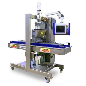 Accurate and hygienic cooking and depositing for active and functional ingredients