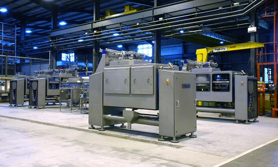 Two high-output bread plants for Africa