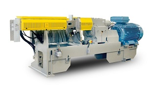 High-Output Extruders