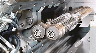 Extrusion Process Support
